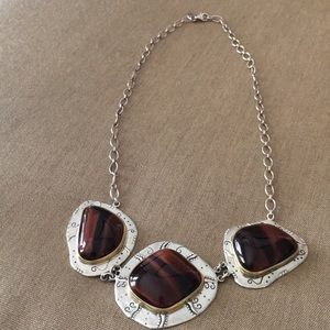 Silpada Red Rocks Necklace